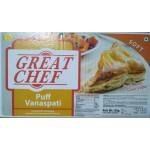 Great Chef Puff Vanaspati (Dalda) 15 kg Box