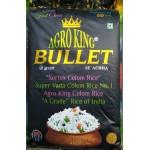 Kolam Raw Rice AGRO KING  BULLET   25 kg (Min ord 100kg)