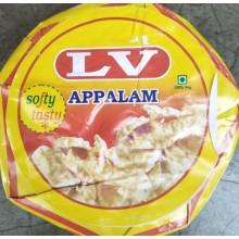 L  V  Appalam 1kg (Min Ord 5kg)