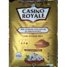 Kolam Raw Rice Casino Royal Brand 25 kg (Min Ord 4 Bag)