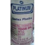 Toor dall Platinum brand  50Kg