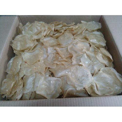 S S brand rice papad ( Akki Sandige ) 10kg x 1box