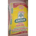 Toor dall Angur Brand 50Kg