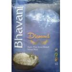 Bhavani Daimond raw rice sona masoori 2yrs old 25kg (min oredr 100kg)