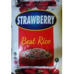 Steam Rice Strawberry brand 1yr old 25kg(min order 100kg)