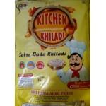 Kichen Khiladi Steam rice 1yr old 25kg (min order 100kg)