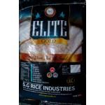 Elite gold steam rice 1yr old 25kg (min order 100kg)