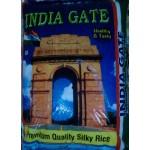 India Gate Raw Rice Sona Masoori 1yr old 25kg (min ord - 4 Bag)