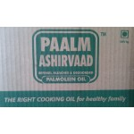 Paalm Ashirvaad palmolien oil 1L X 10pouch=1box
