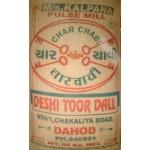 Toor dall Deshi Char Chabi brand 50kg