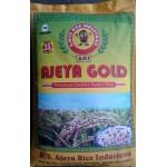 Ajeya Gold SonaMasoori Raw Rice 1yr old 25kg (min ord 4 Bag)