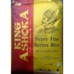 King Ashoka steam rice 1yr old 25kg (min order 100kg)