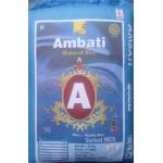 Ambati SonaMasoori Raw Rice 1yr old 25kg (min ord 100kg)