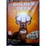 Golden deer steam rice 1yr old 25kg (min order 100kg)